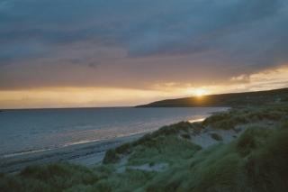 Schottland - Gairloch Sunset