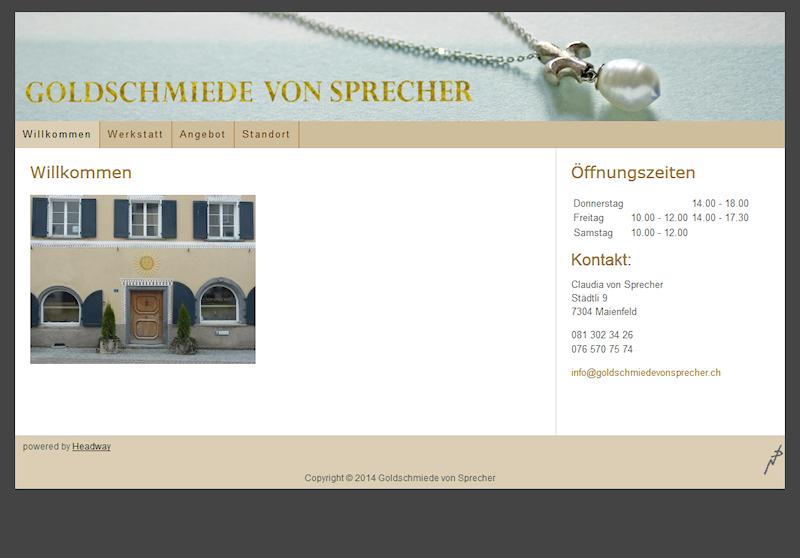 goldschmiedevonsprecher.ch